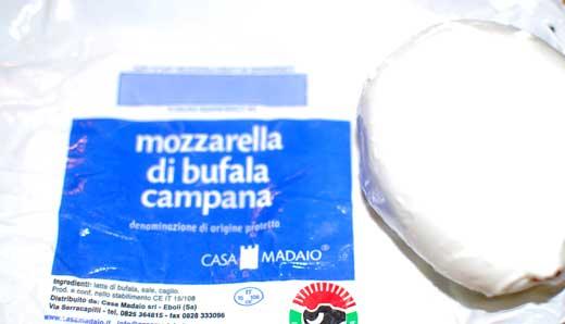 Mozzarella vom Feinsten