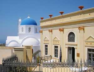 Pyrgos in Griechenland