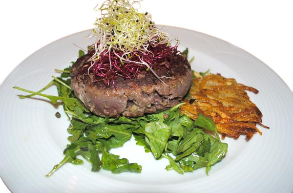 Mike's Beefsteak Tatar