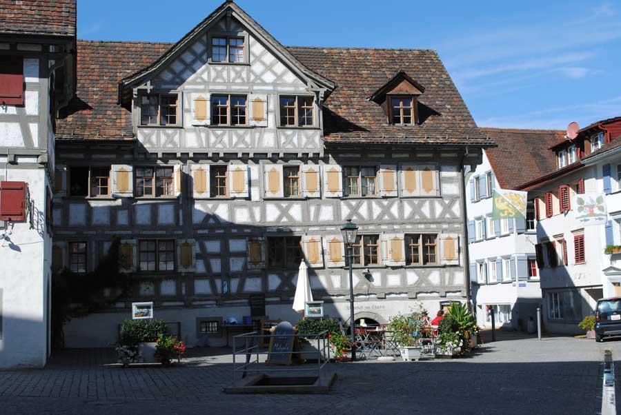 """Gasthaus """"Zum Storchen"""""""