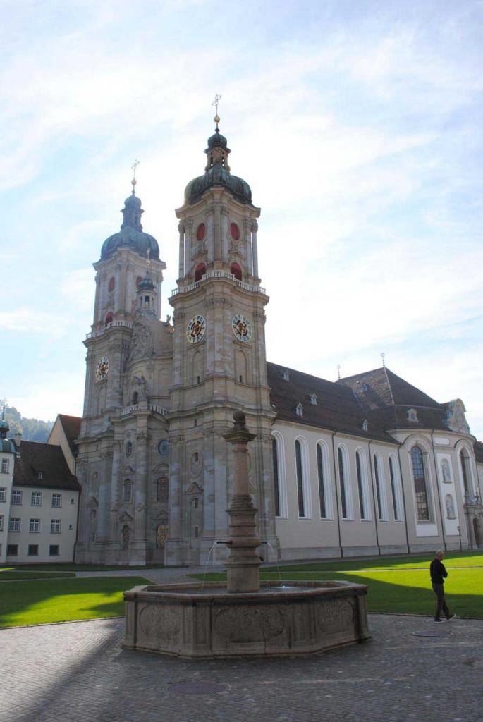 Die Kathedrale in der Gesamtansicht