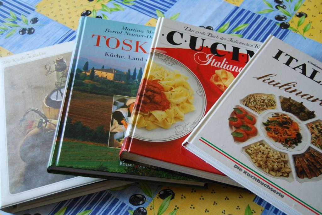Kochbücher mit Ossobuco-Rezepten
