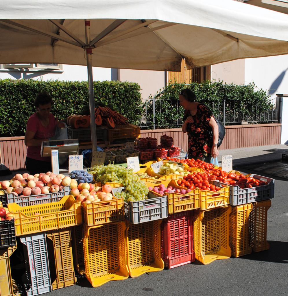 San-Marzano-Tomaten außen rechts