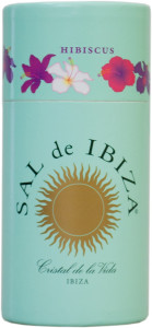 Sal de Ibiza - Granito mit Hibiskusblüten