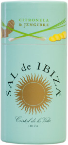 Sal de Ibiza - Granito mit Ingwer und Zitronengras.
